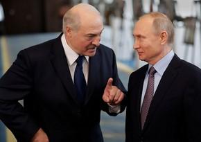 """Lukaşenko: """"Putindən başqa dostum yoxdur"""""""
