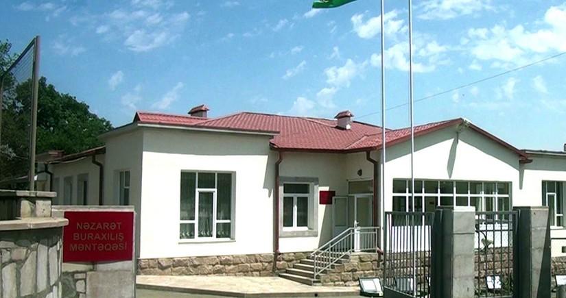 Xocalı ərazisində yeni hərbi hissənin açılışı olub - VİDEO