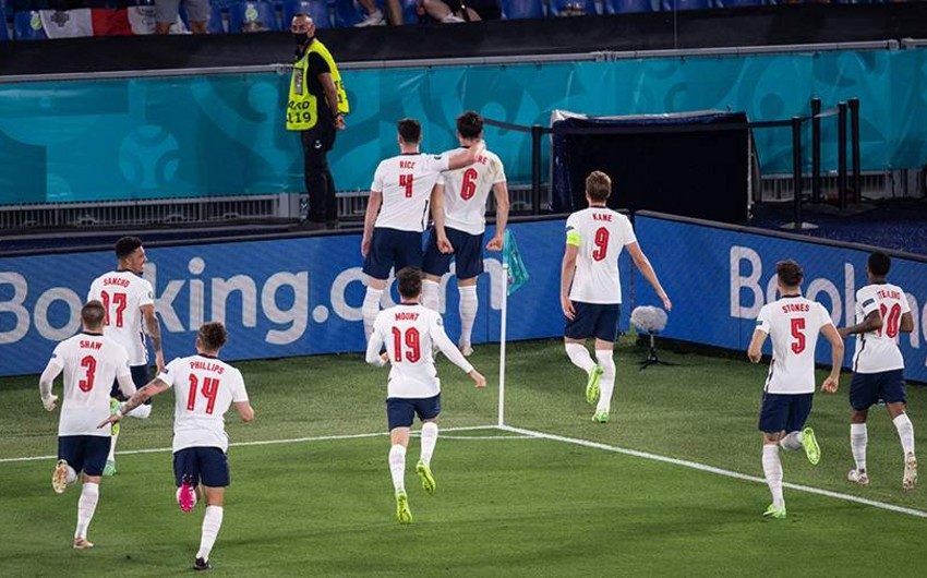 Сборная Англии откажется от призовых в случае победы на Евро-2020