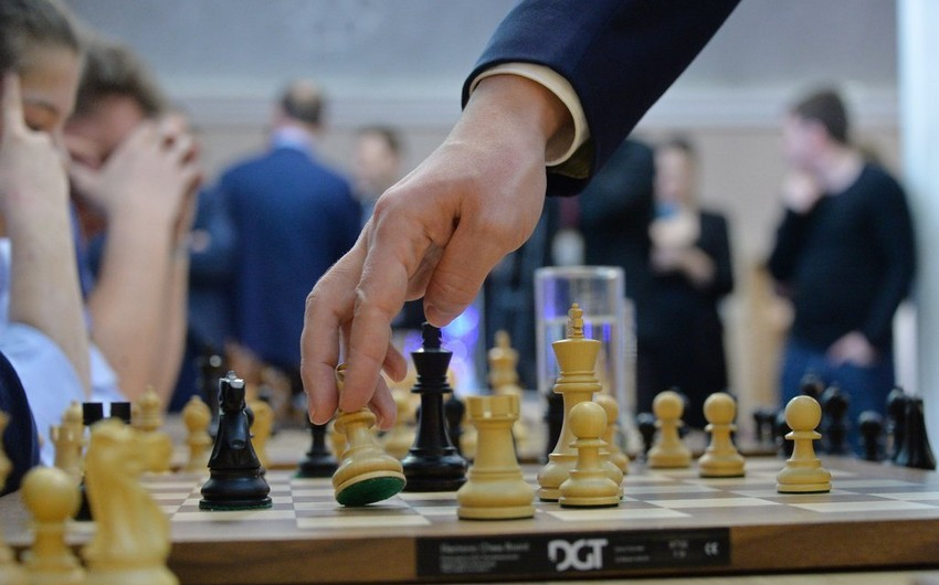 Dünya çempionatı: Azərbaycanın şahmat yığması 1/4 finala yüksəlib