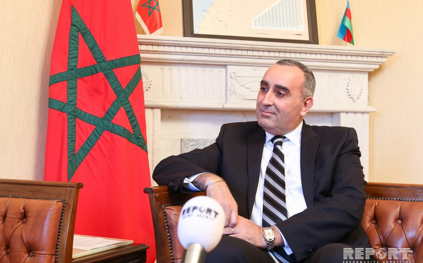 Moroccan Ambassador: I consider Azerbaijan as my second motherland