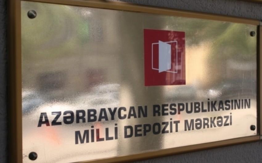 Milli Depozit Mərkəzinin rəhbərliyi yenidən formalaşdırılıb