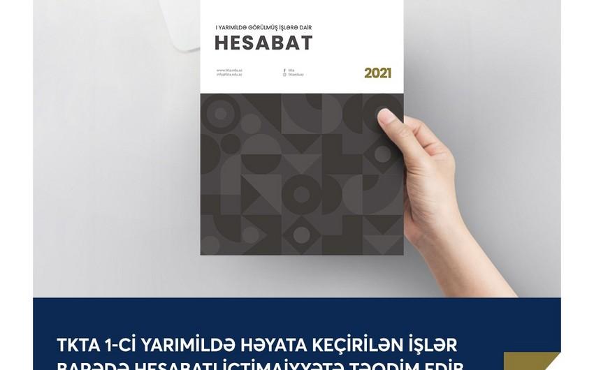 Təhsildə Keyfiyyət Təminatı Agentliyi 6 aylıq hesabatı təqdim edib