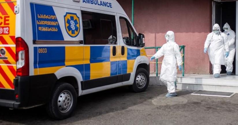 Gürcüstanda koronavirusa 4581 yeni yoluxma qeydə alınıb, 28 nəfər ölüb