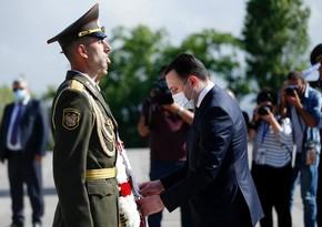 Gürcüstan qondarma erməni soyqırımını tanımadığını nümayiş etdirdi