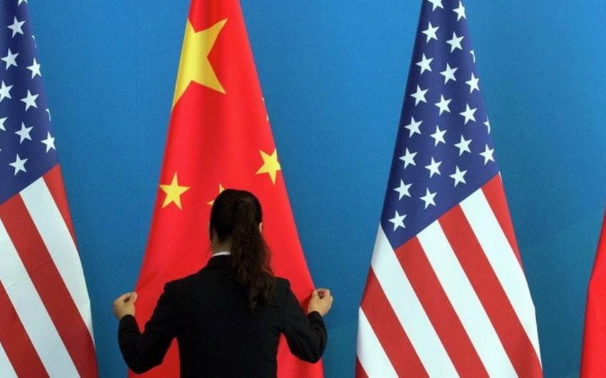 ABŞ-ın Çin mallarına tətbiq etdiyi əlavə vergilər yarım aydan sonra qüvvəyə minəcək