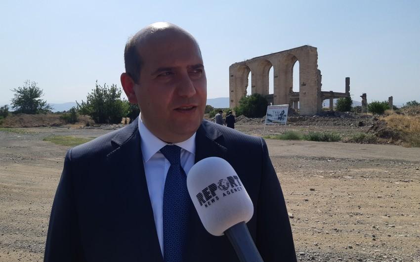 Emin Hüseynov: Biz türkdilli ölkələri Ağdama cəlb edəcəyik