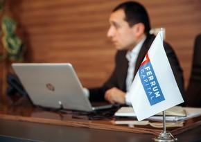 Ferrum Kapitalın istiqrazları üçün hərracın tarixi açıqlanıb