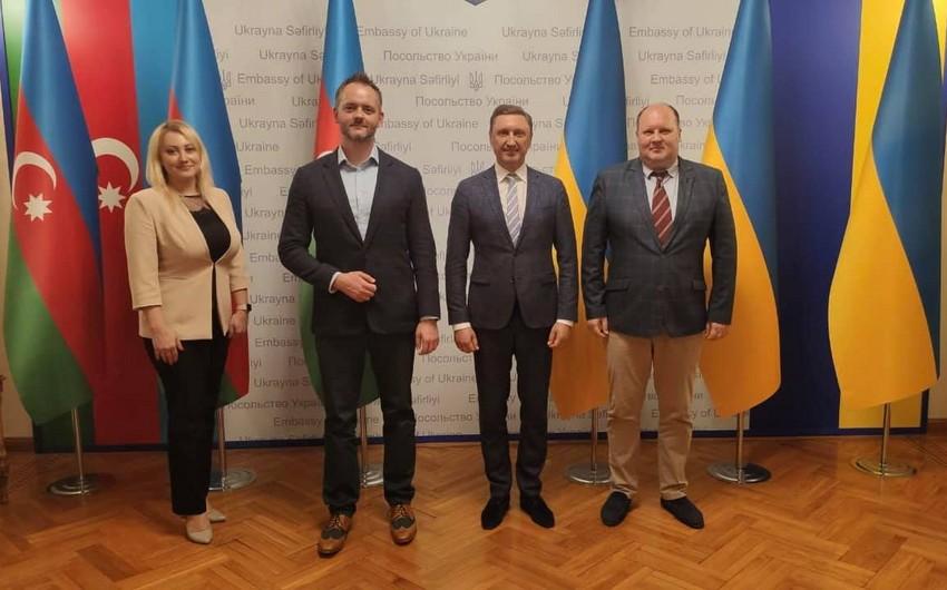 Azərbaycan və Ukrayna ali təhsil ocaqları arasında memorandum imzalanıb