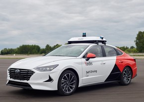 Yandex begins testing self-driving cars