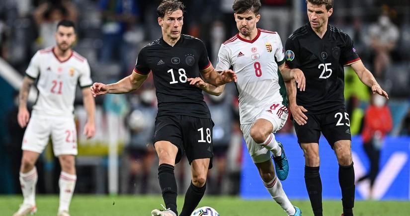 UEFA Almaniya - Macarıstan oyunu ilə bağlı intizam işi açdı