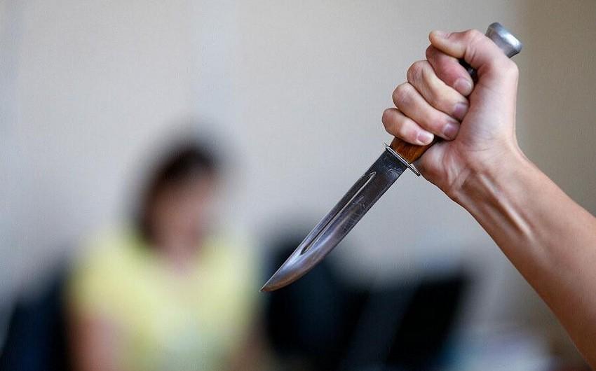 На Абшероне женщину ранил ножом ее знакомый