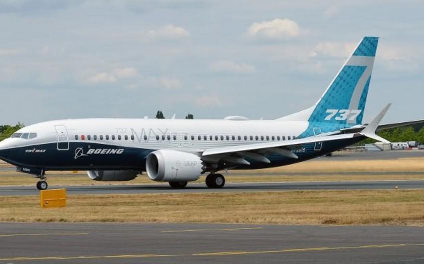 """KİV: """"Boeing 737""""lərə qoyulan qadağa minlərlə reysin ləğv olunmasına səbəb olub"""