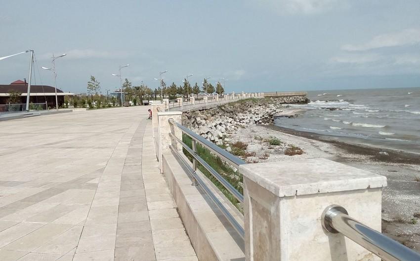 Astarada dənizkənarı park-bulvar kompleksinin genişləndirilməsinə 3 milyon manat ayrılıb