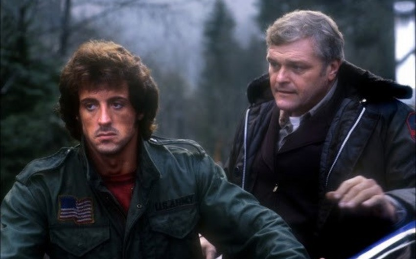 Rembo filminin məşhur aktyoru vəfat etdi - FOTO