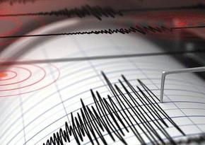 3 magnitude quake jolts northern Azerbaijan region