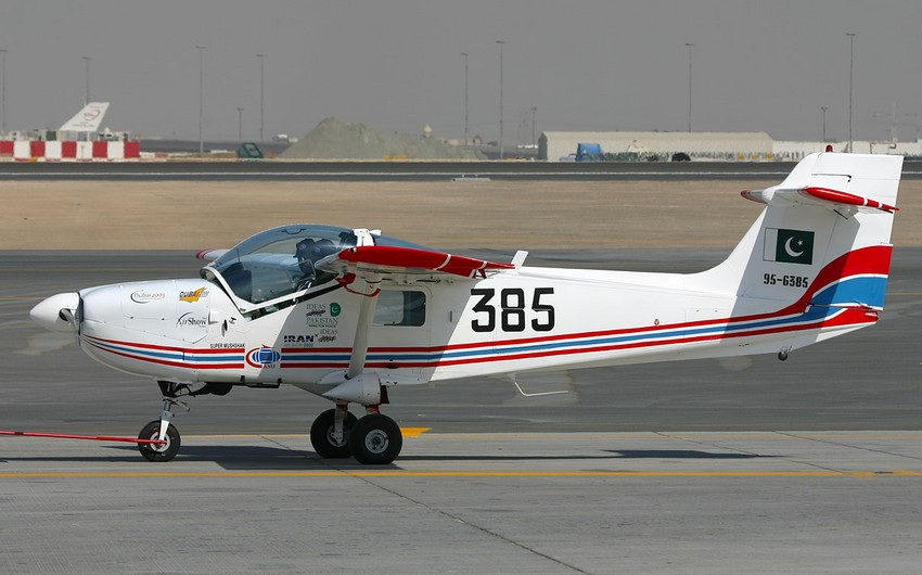 Azerbaijan keen to purchase Super Mushshak trainer aircraft from Pakistan