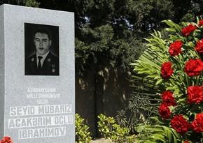 Минуло 11 лет с гибели Национального героя Азербайджана Мубариза Ибрагимова
