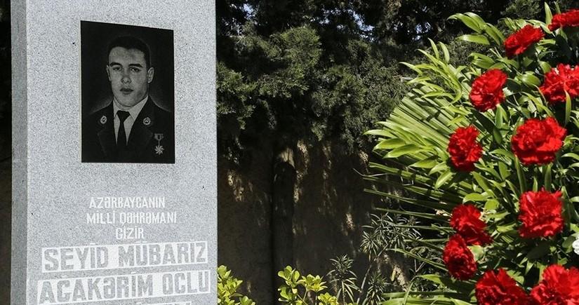 Milli Qəhrəman Mübariz İbrahimovun şəhid olmasından 11 il ötür