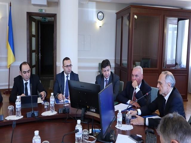 Замглавы МИД Азербайджана принял участие на заседании ГУАМ в Киеве