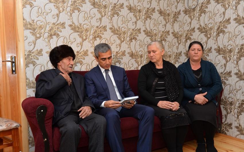 Фонд Гейдара Алиева в Агдаме провел встречи с местным населением