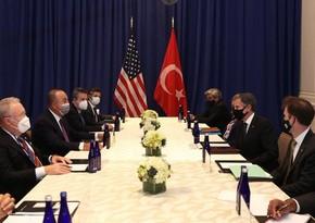 Cavusoglu, Blinken discuss situation in Caucasus
