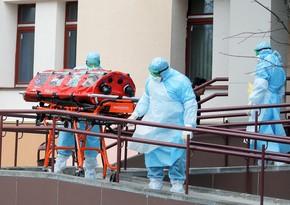 Georgia's total coronavirus death toll surpasses 6,000