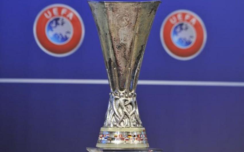 Azərbaycan klublarının Avropa Liqasındakı oyunlaırnın başlama saatı açıqlanıb