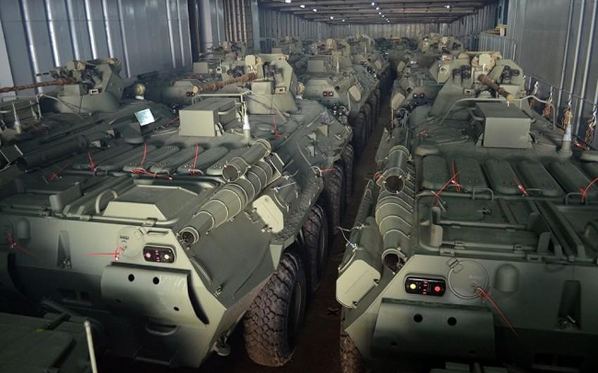 Rusiya bu il yeni kredit üzrə Ermənistana silah satışına başlayacaq