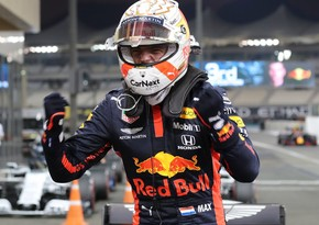 Ферстаппен выиграл квалификацию этапа Формулы-1 в Абу-Даби