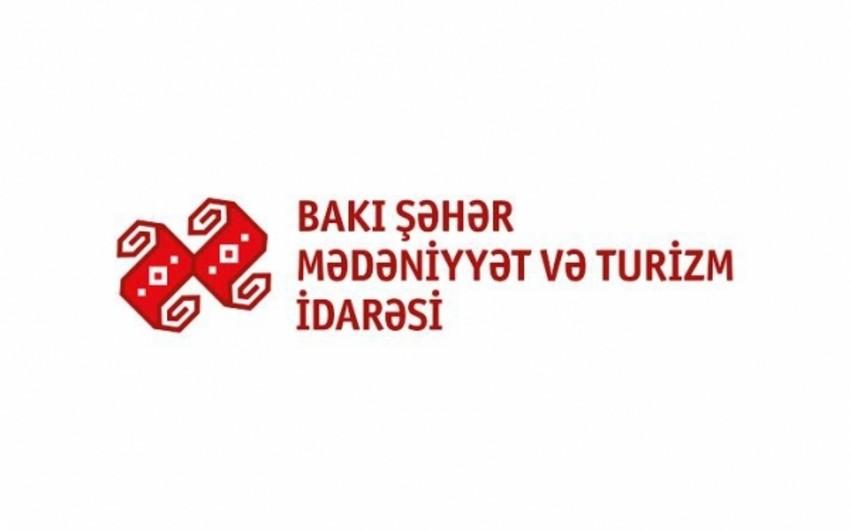 Bakı Şəhər Mədəniyyət və Turizm Baş İdarəsinin elektron poçt ünvanı yenilənib