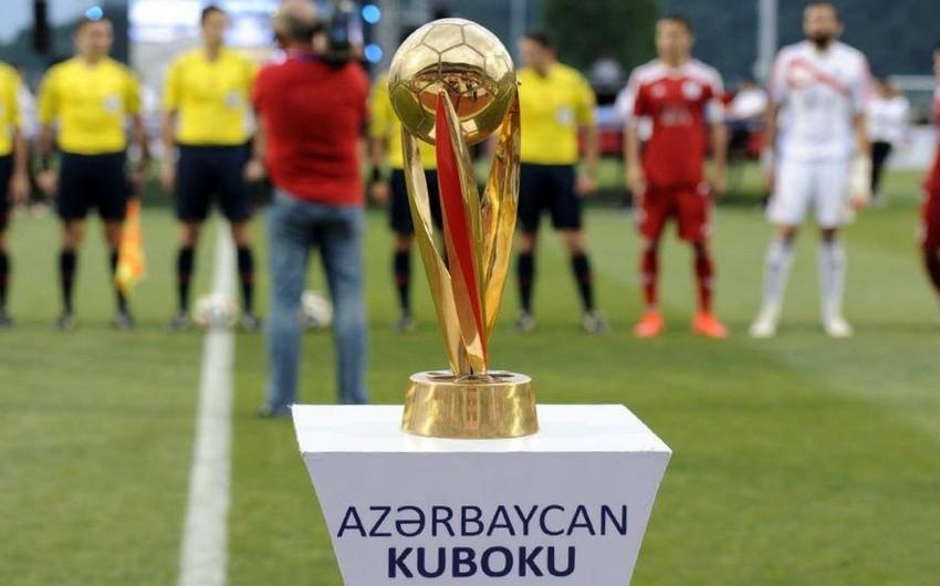 Azərbaycan Kubokunun iştirakçıları məlum oldu