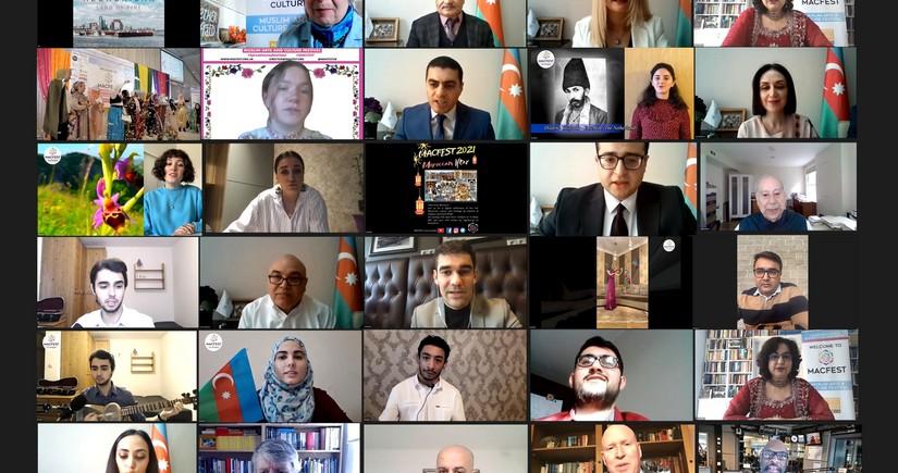 Azərbaycan ilk dəfəMüsəlman İncəsənət və MədəniyyətFestivalında təmsil olunub