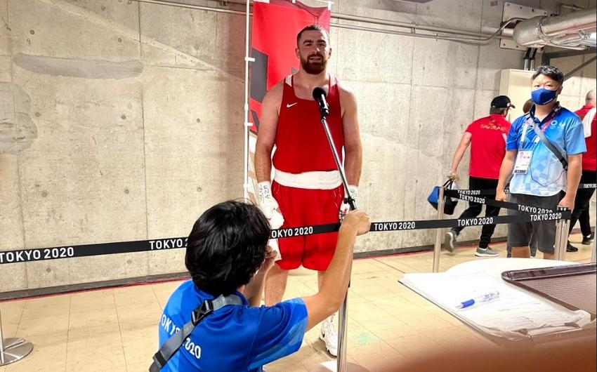 Azərbaycan boksçusu: Olimpiadadan medalsız qayıtmayacağıq