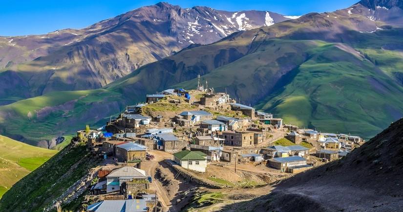 Хыналыг номинирован на звание Лучшая туристическая деревня