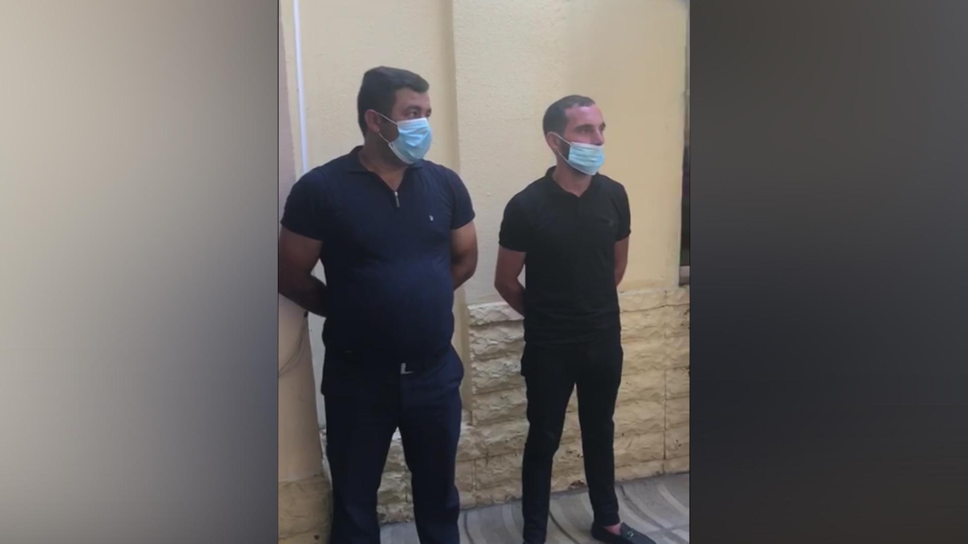 В Баку выявлено нарушившее карантинный режим кафе