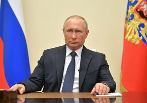 Putin and Russian Security Council discuss peacekeepers in Karabakh