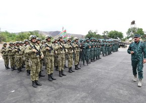 SBS chief: New military units will protect significant part of state border with Armenia