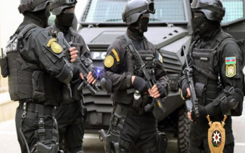 Bakıda polis narkobaronlara qarşı xüsusi əməliyyat keçirib - VİDEO - YENİLƏNİB