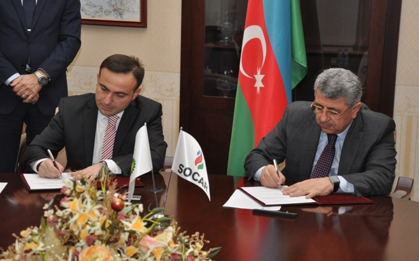 SOCAR və BP müqavilə imzalayıb