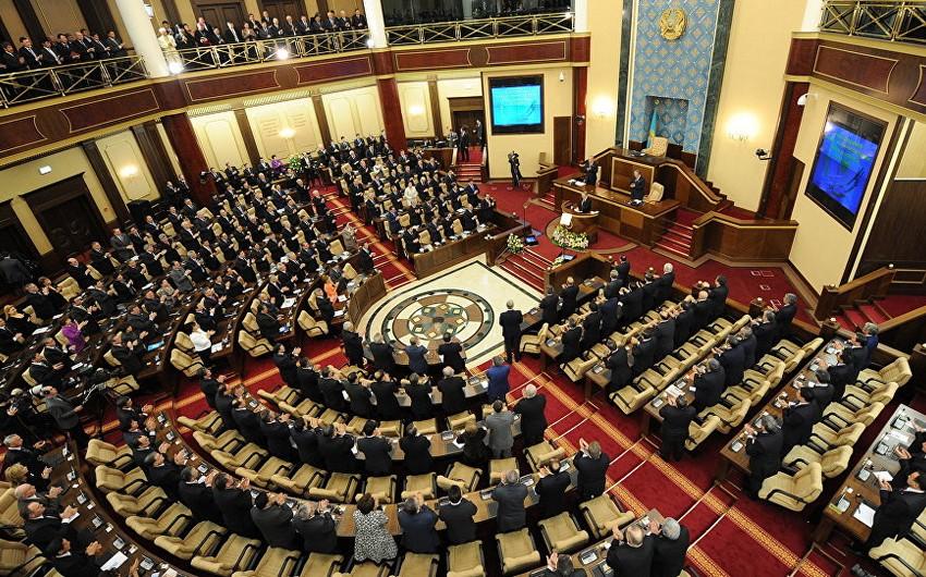 Qazaxıstan parlamenti Azərbaycanla ikiqat vergitutmanın ləğvi ilə bağlı protokolu təsdiqləyib