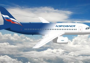 """""""Aeroflot"""" Bakıya uçuşları təxirə salıb"""