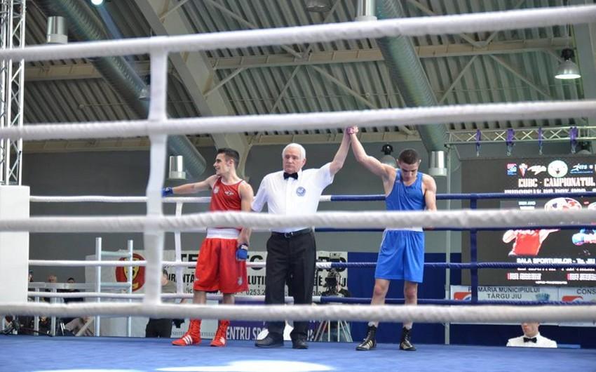 Azərbaycan boksçusu Avropa çempionatının finalına yüksəlib - FOTO