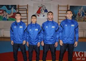 Чемпионат Европы: Наш борец победил арменина приемом туше