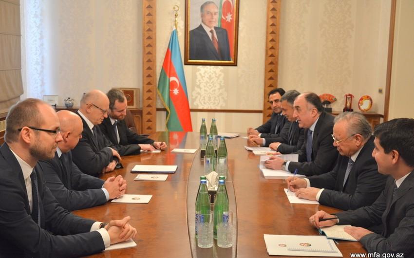 Azerbaijani FM: Strategic partnership agreement will contribute to Azerbaijan-EU cooperation