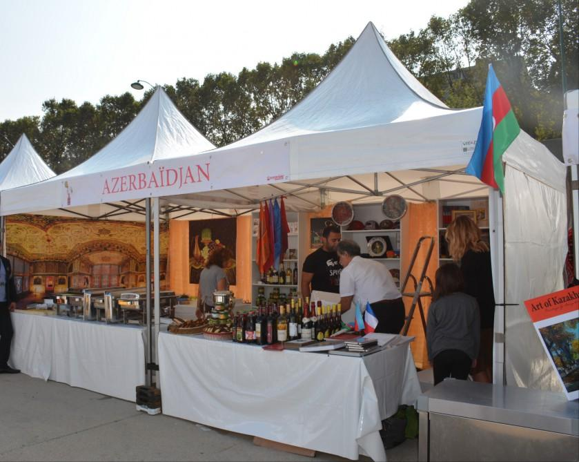 Azerbaijan represented at Paris International City of Gastronomy with support of Heydar Aliyev Foundation