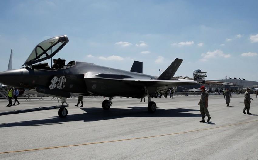 Турция намерена закупить у США более 100 истребителей F-35