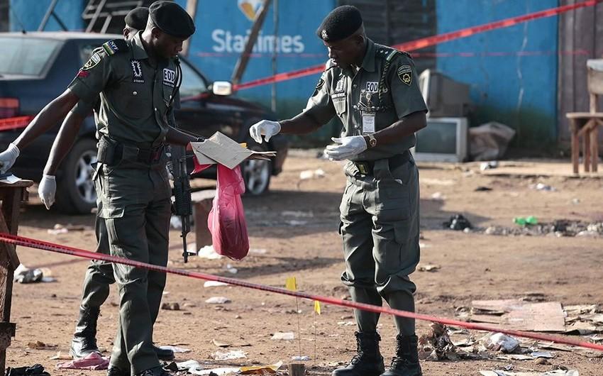 Nigeriyada 4 kamikadze özünü partladıb, 14 nəfər ölüb, 29-u yaralanıb