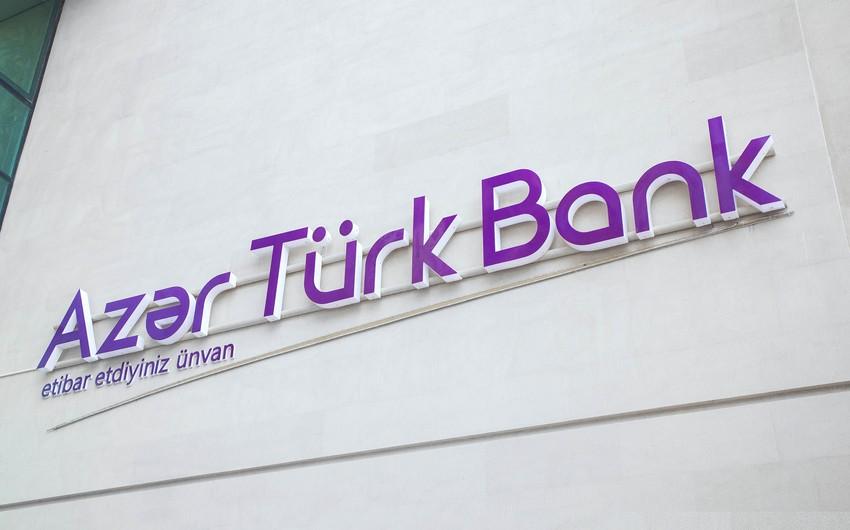 """""""Azər-Türk Bank""""ın xalis mənfəəti 4 dəfə artıb"""