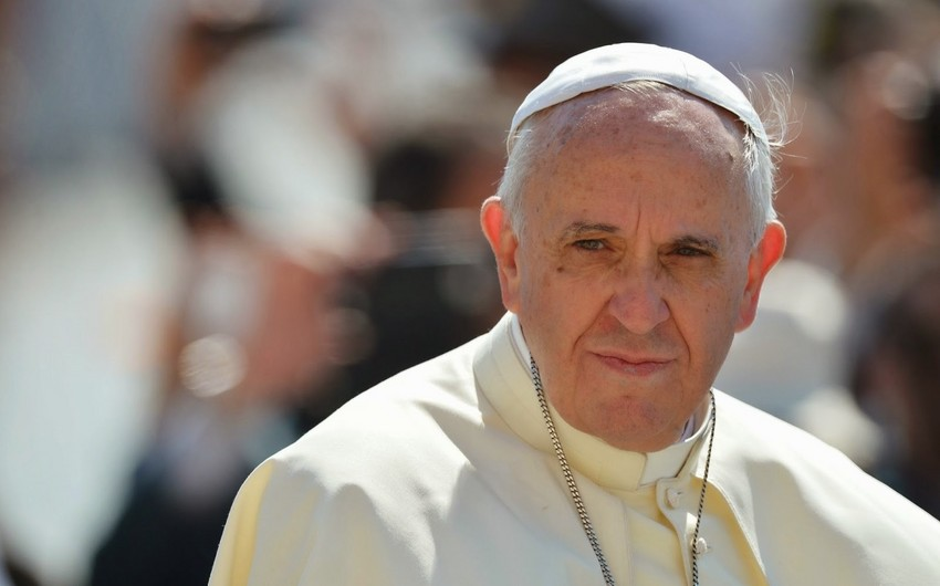 Roma Papası əməliyyat olunacaq